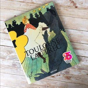 🆕 Toulouse-Lautrec Taschen Coffee Table Art Book